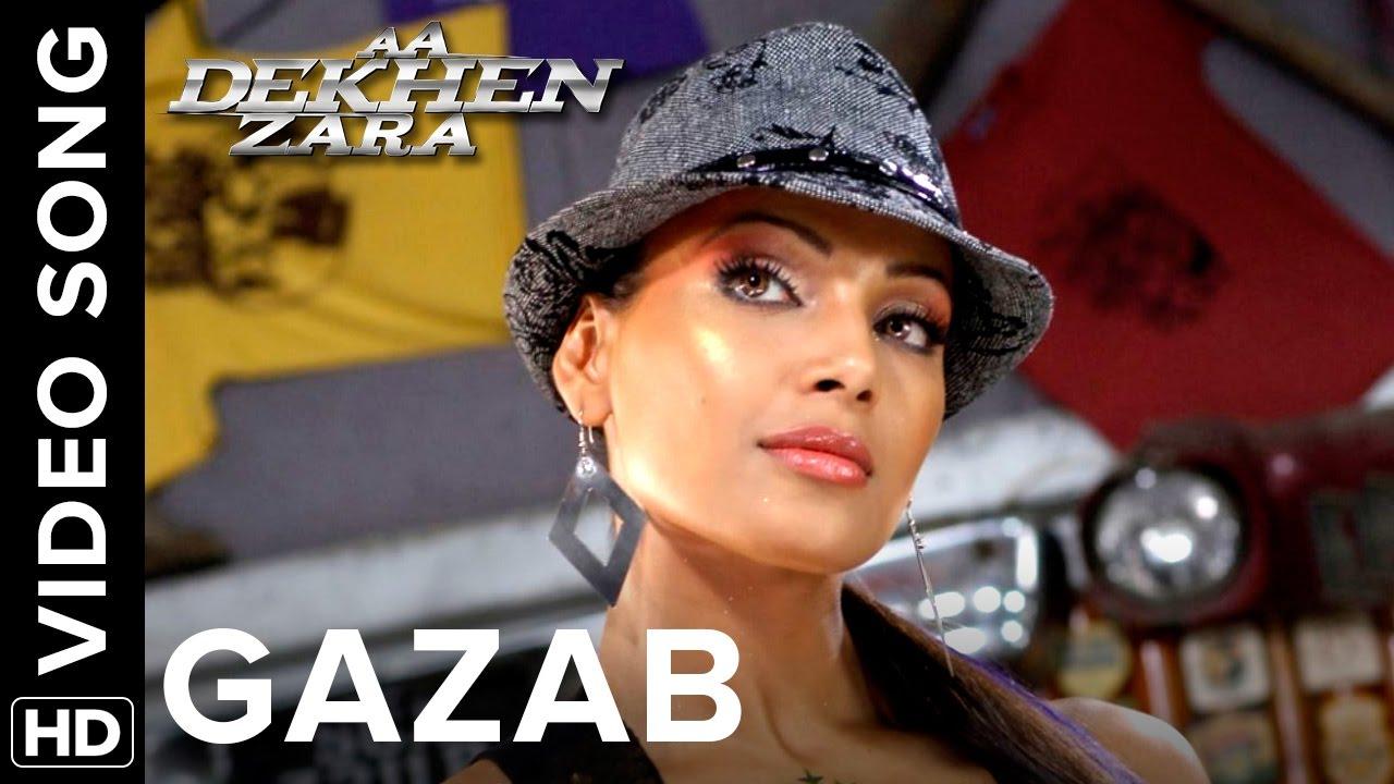 Bipasha Hot Video gazab (video song) | aa dekhen zara | bipasha basu & neil nitin mukesh