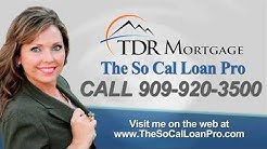 Refinance FHA Loan to Conventional Chino Hills, Riverside, Ontario CA, Mira Loma, Eastvale, So Cal