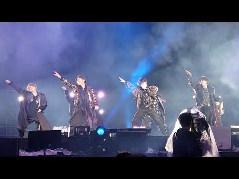 190615 Idol @ BTS 방탄소년단 5th Muster Fanmeeting Magic Shop Busan 매직샵 부산 Concert Fancam