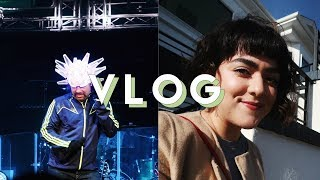 FLYING TO SAN FRAN TO SEE JAMIROQUAI | VLOG