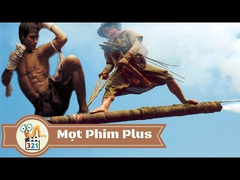 Top 5 Bộ Phim Võ Thuật Thái Lan MAX PHÊ LÒI   Phim Võ Thuật Hay Nhất 2018