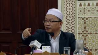 Ceramah Khas Bulanan Tuan Haji Nicholas di MSUA