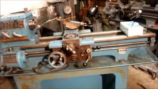 Standard Modern 12 Inch Lathe Restoration Part 1