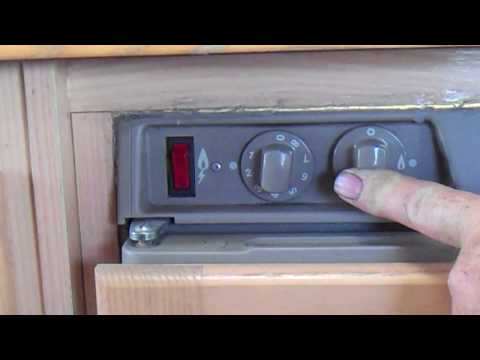 3 Way Fridge Push Button Ignitor Motor Homes And Campers