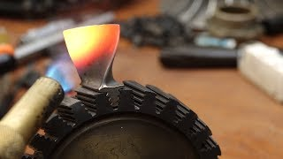 Турбовал - КУСТАРНЫЙ ремонт газотурбинной лопатки