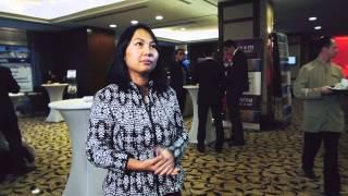 Саммит Металлы России и СНГ 2014: Аюна Нечаева, Лондонская фондовая биржа