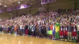 Repeat youtube video Taylor University Silent Night 2014