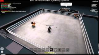 Roblox WWR Returns Ep.3 - Road To Wrestlemainia Gone Wild Partie 3