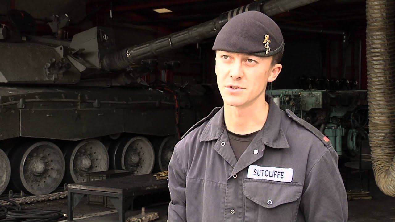 REME Vehicle Mechanic Career Trade Video - YouTube