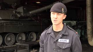 REME Vehicle Mechanic Career Trade Video