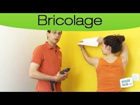 percer un mur sans poussi re la technique youtube. Black Bedroom Furniture Sets. Home Design Ideas