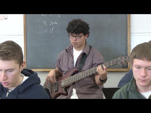 Homeless Student a 'Musical Prodigy' - Denver South High School