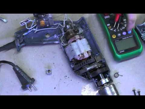 видео: А что внутри :) Ремонт дрели. Такое бывает очень часто, сделай сам