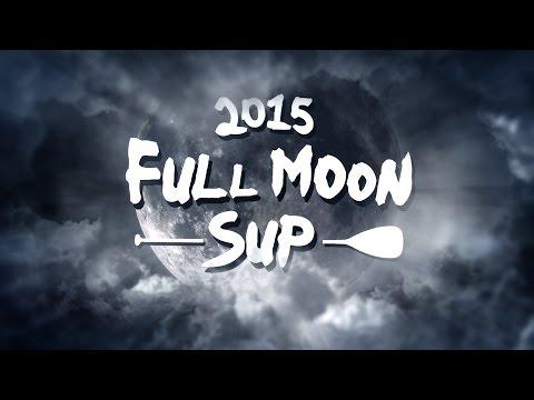 Full Moon SUP Helsinki 2015