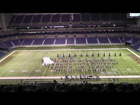 Austin Westlake High School Band 2012 - UIL 5A State Marching Contest