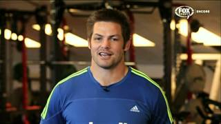 Rugby HQ: Richie McCaw interview