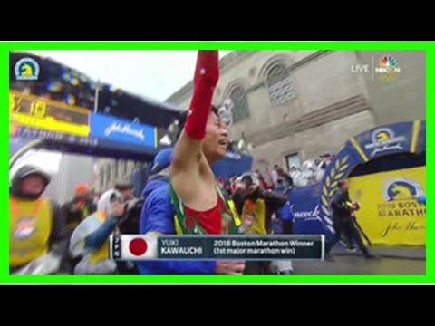 Boston Marathon results 2018: USA's Desiree Linden, Japan's Yuki Kawauchi win