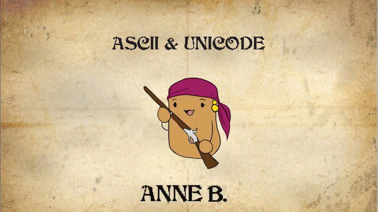 How to Convert Binary to ASCII and Unicode