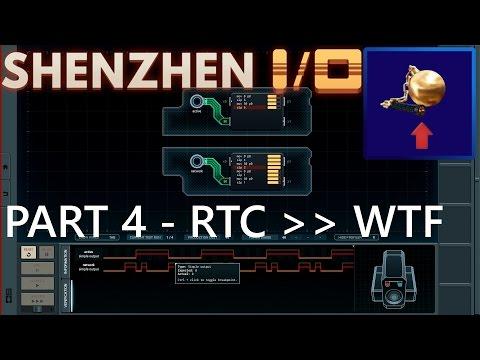 Shenzhen I/O - Part 4 - RTC makes me WTF?