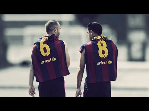 Xavi & Iniesta ● The best of their kind ● 2008-2013 ● Traile