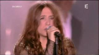 Izïa - Let Me Alone - Live aux Victoires de la musique 2010