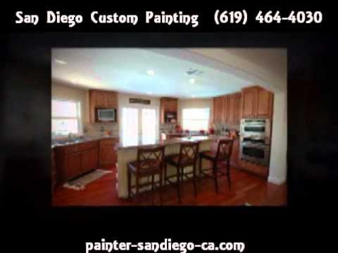 interior exterior painter in san diego ca youtube
