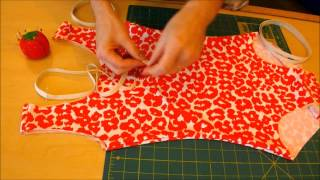 How to Make a Swimsuit, no serger required!