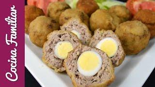 Huevos escoceses | Javier Romero