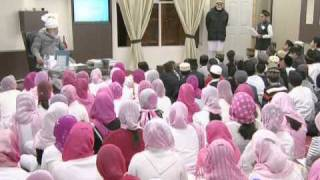 Bustan-e-Waqf-e-Nau Class: 16th january 2011 - Part 1 (Urdu)
