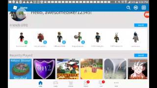 Cross switch gameplay (Roblox Dinosaur simulator and Clash Royale