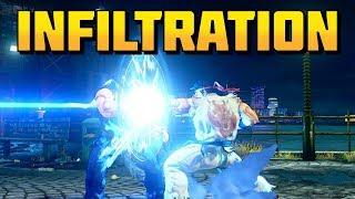 SFV ▰  Infiltration Season 4 Ryu Compilation【Street Fighter V】