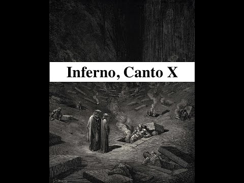 La Divina Commedia in 2 minuti - Inferno, Canto X (Eretici) - English Subtitles, Manlio Marano