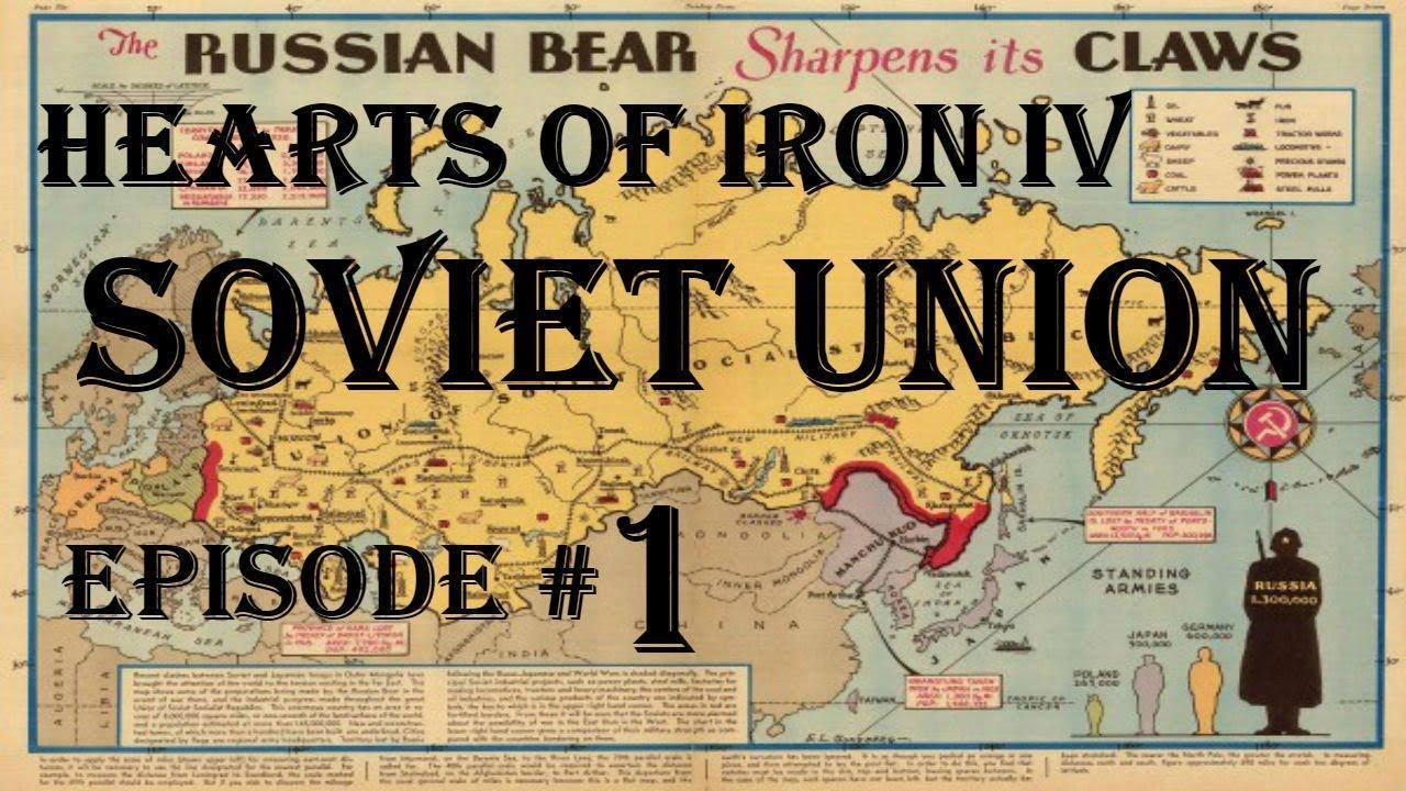 Hearts of Iron IV - Waking the Tiger: Soviet Union Part 1