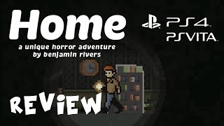 Review: Home - A Unique Horror Adventure (PS4 / Vita)