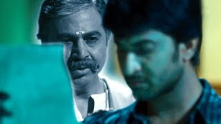 Nani Realized scene from Comedy From Pilla Zamindar