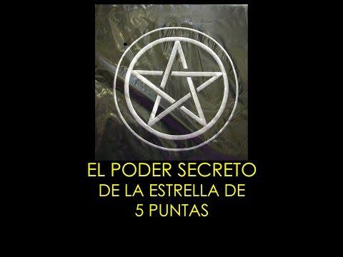 EL PODER SECRETO DE LA ESTRELLA DE 5 PUNTAS