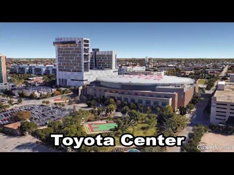 Toyota Center - Houston - Texas