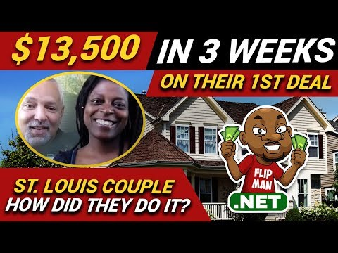 $13,500 in 3 Weeks on Their 1st Deal | How Did They Wholesale a House With Zero Down