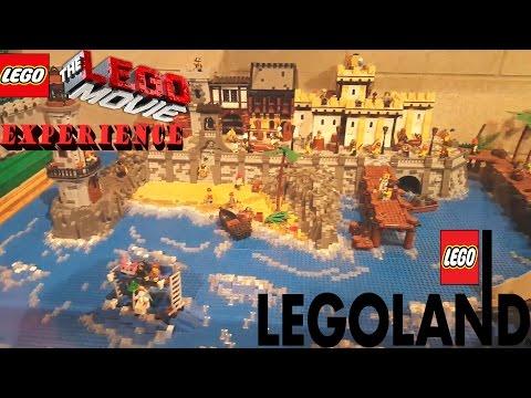 Legoland The LEGO Movie Experience