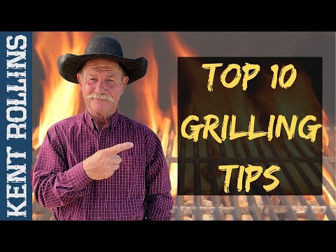 Top 10 Grilling Tips   How to Get More Flavor when Grilling