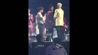 BIGBANG GD gets annoyed????