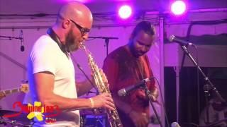 "Zepis ""Lafrik"" au festival Biguine Jazz 2014"