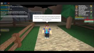 ROBLOX Project: Pokemon // How To EV Train!