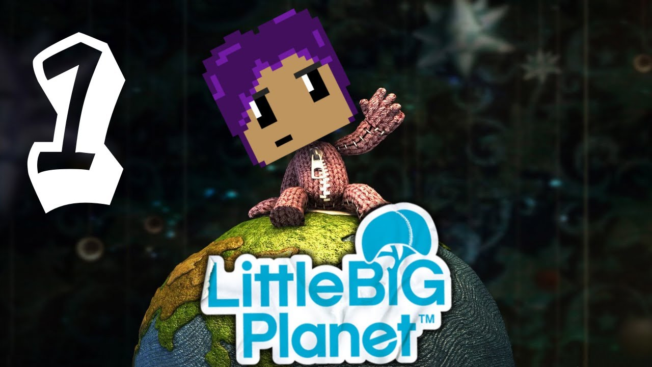 Home At Last  -  Little Big Planet #1
