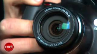 Digital Cameras: Canon PowerShot SX30 IS Review