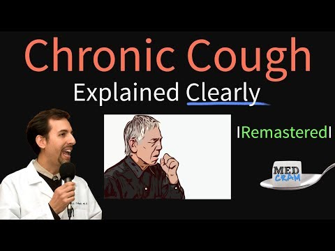 Chronic Cough Explained Clearly - Remastered