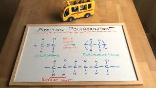 Addition Polymers from Alkenes