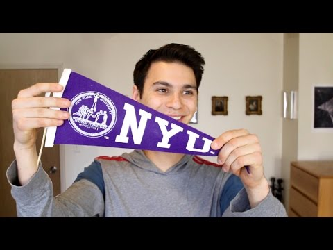Going to College at NYU –Semester Review