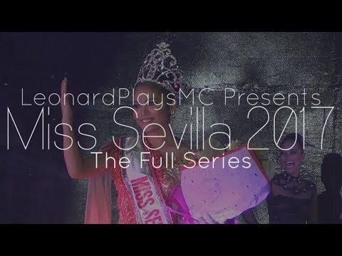 Miss Sevilla 2017 [Part 1]