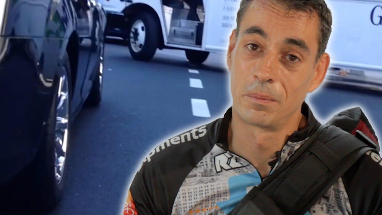 Don't blame bike messengers for riding like maniacs  Blame